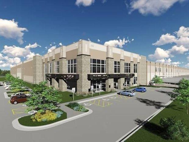 Southwest 85 Logistics Center in Newnan, GA