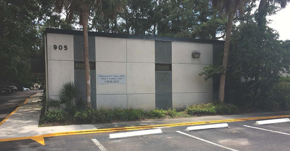 3599 University Boulevard, Building 905