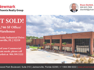 Sold - ±130,746 SF of Office/Warehouse Space