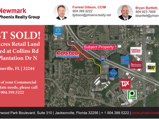 Excellent Retail Land Location Just Sold!