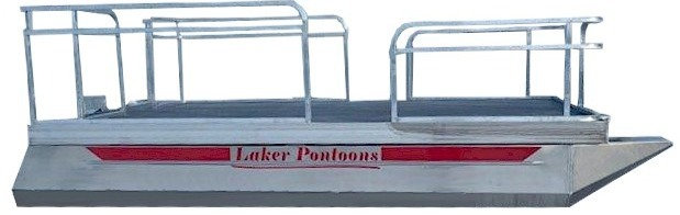 Laker 712 Basic Boat