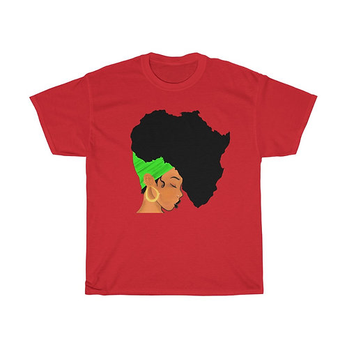 Earth Motherland © RED T-Shirt