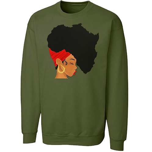 Earth Motherland Crewneck