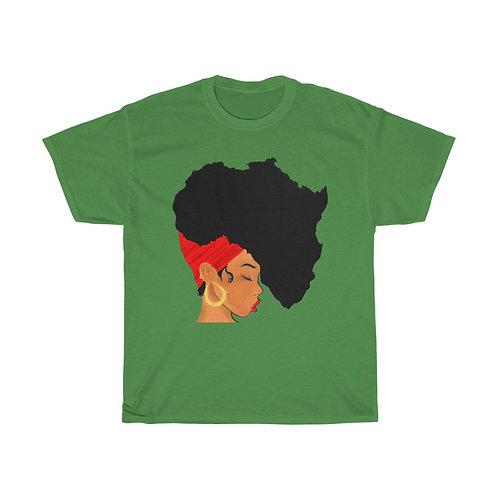 Earth Motherland © Green T-Shirt