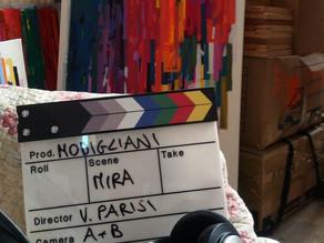 Documentaire Modigliani, interview à Mira Maodus