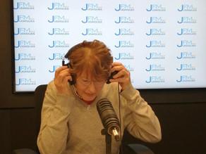 Radio Judaïque FM France, interview à Mira Maodus