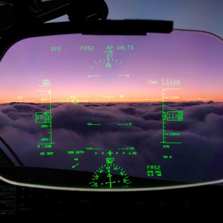 Проекционный дисплей (HUD) на лобовое стекло автомобиля