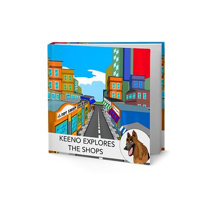 BOOK: Keeno Explores the Shops