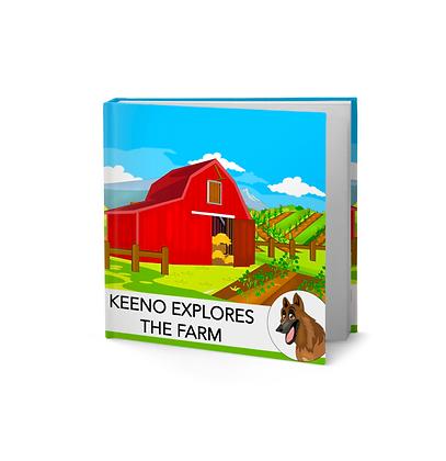 BOOK: Keeno Explores the Farm