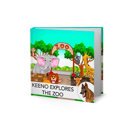 BOOK: Keeno Explores the Zoo