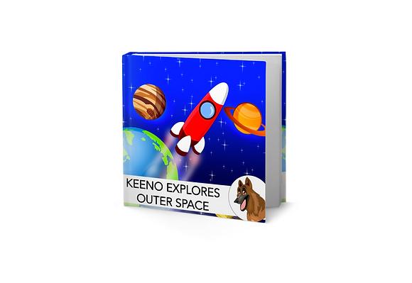 BOOK: Keeno Explores Outer Space