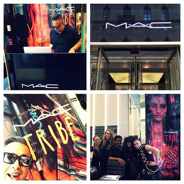 MAC In store