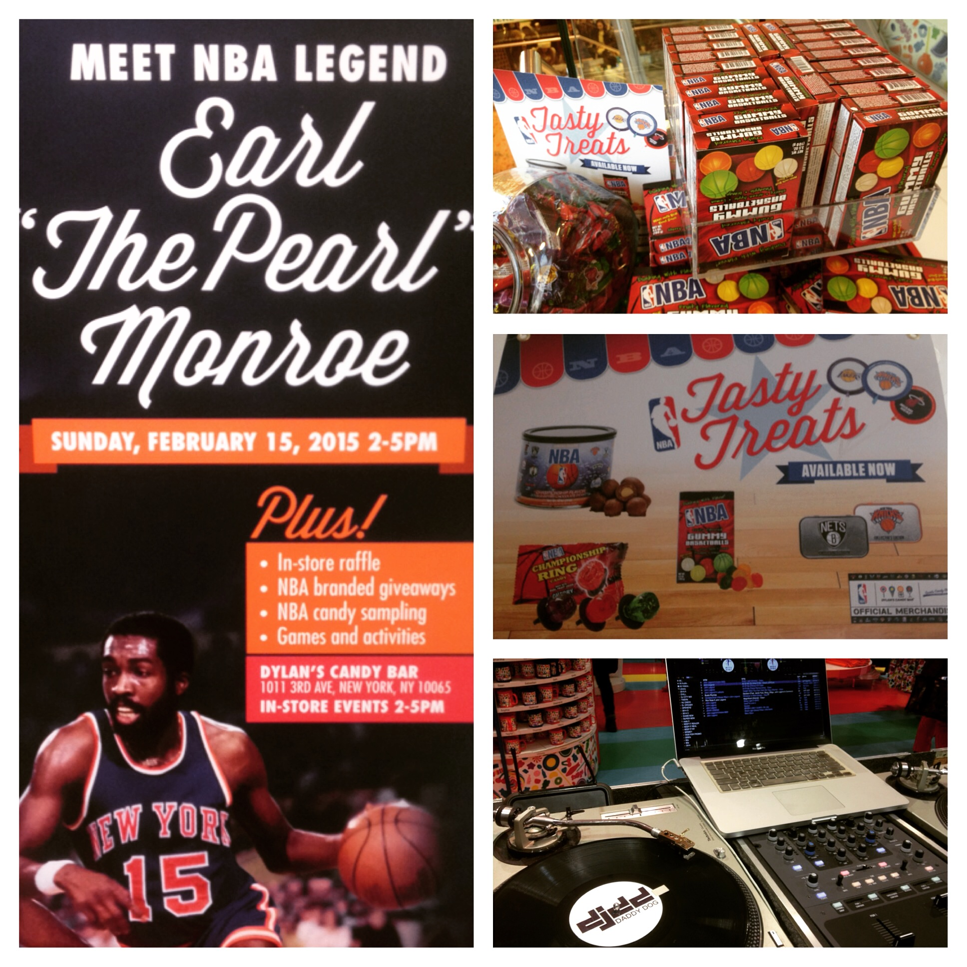 Dylan's Candy Bar NBA All-Star 2015