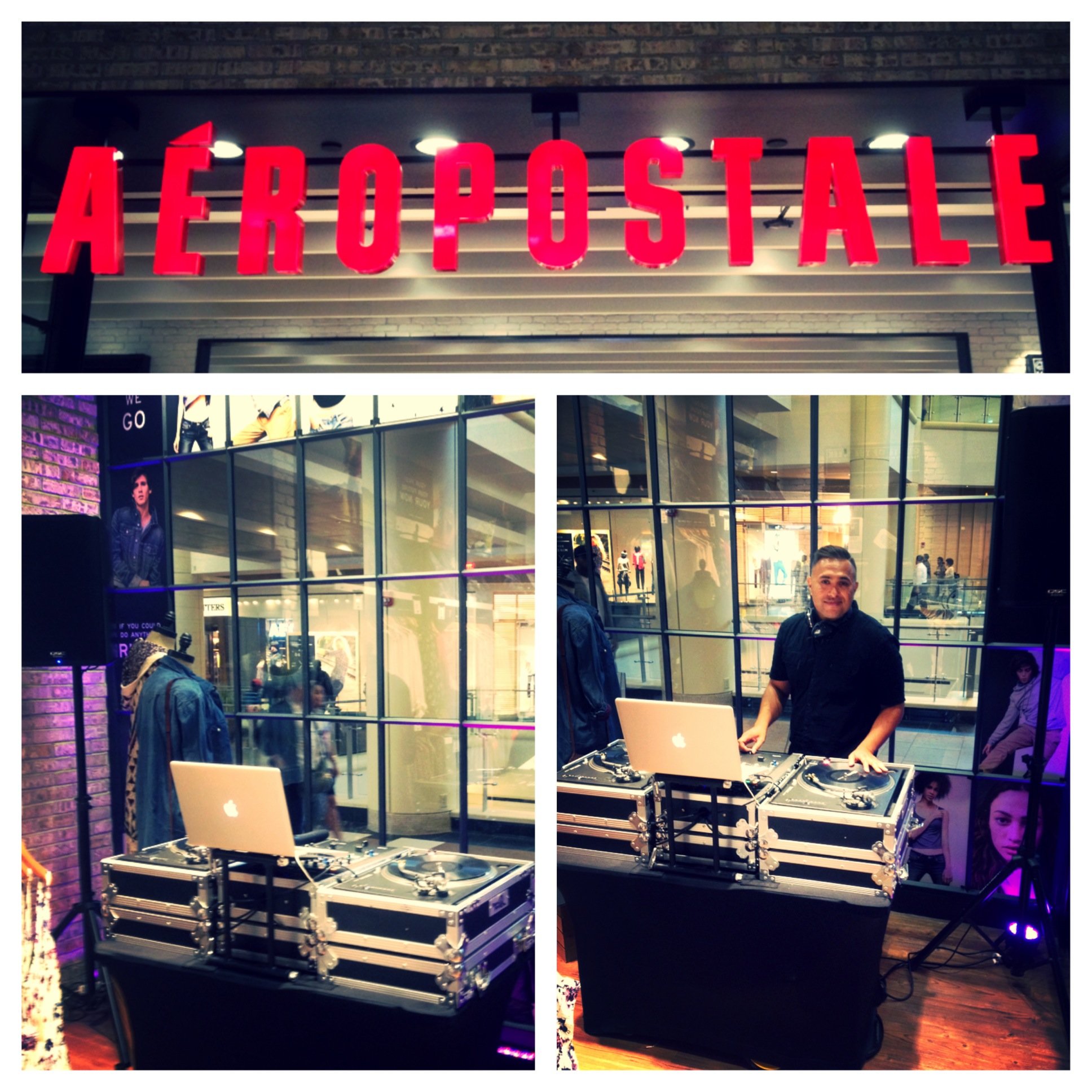 Aeropostale In-Store
