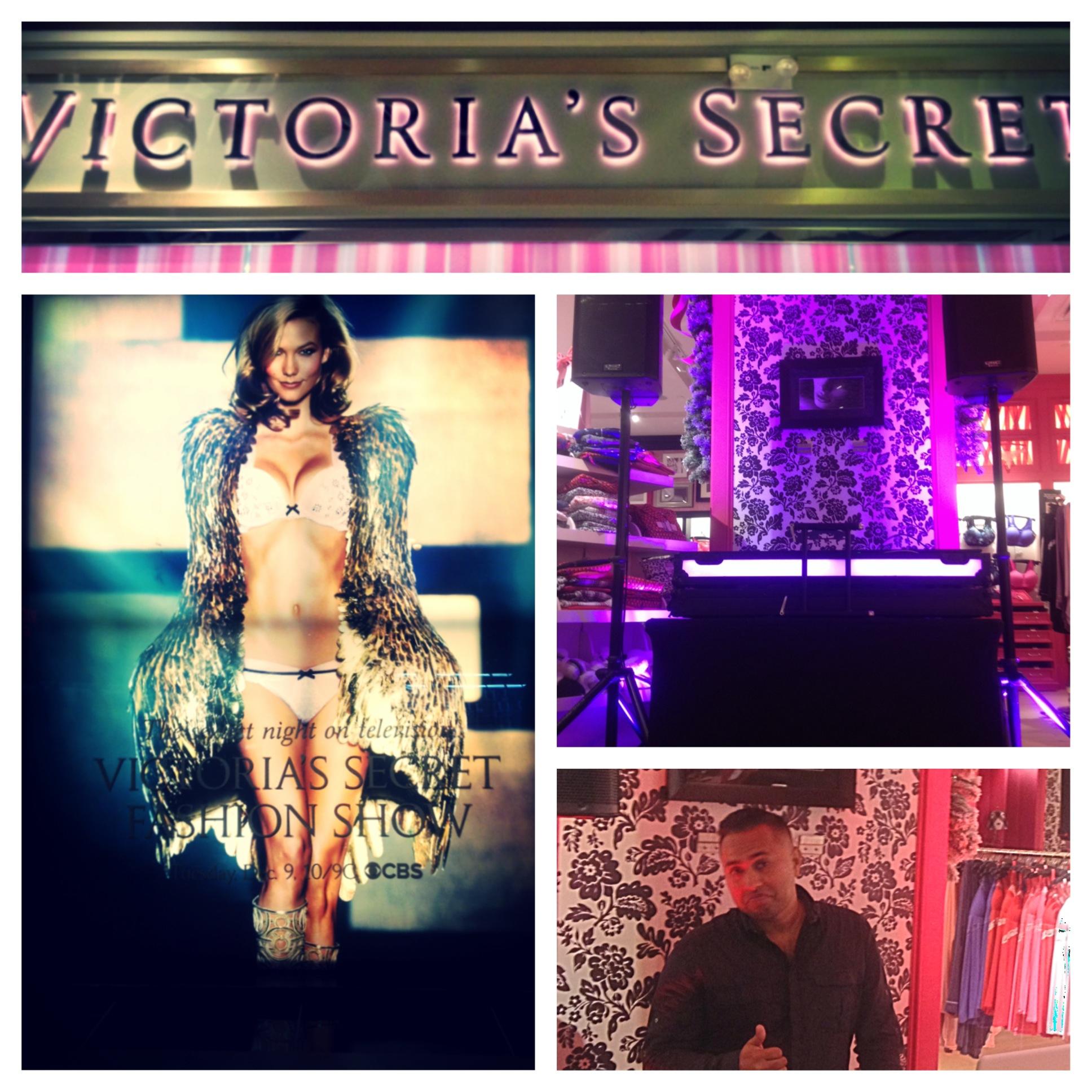 Victoria's Secret In-Store