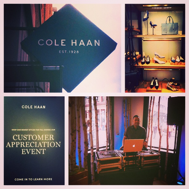 Cole Haan In-Store