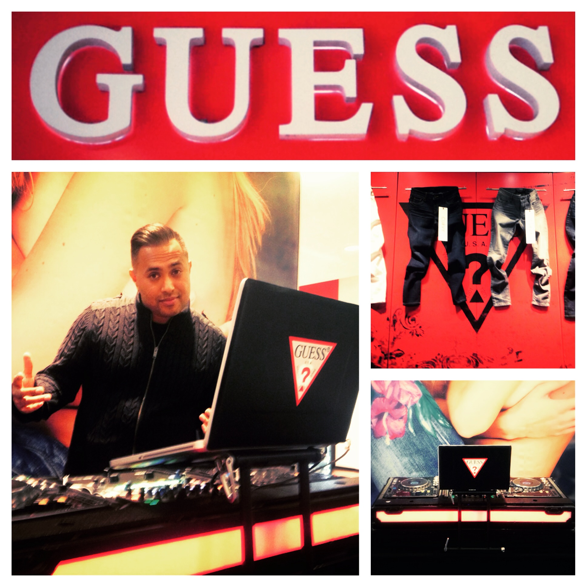 Guess In-Store