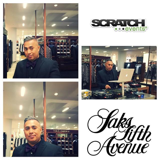 Sak's In-Store