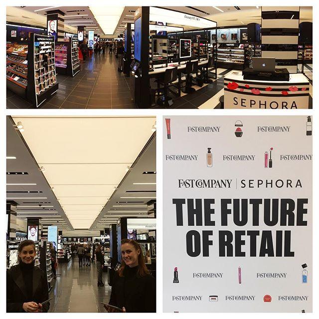 Sephora Grand Opening Herald Sq