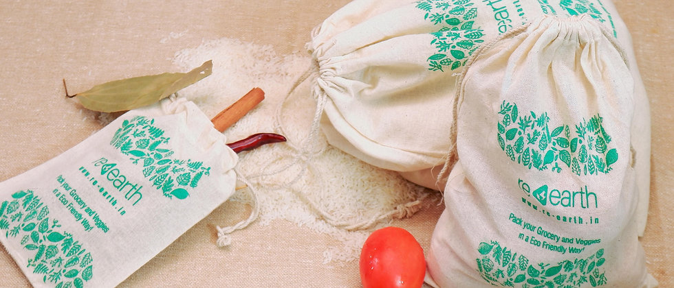 Super market set - 10 bags