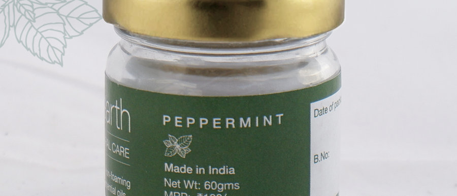 Peppermint Tooth Paste
