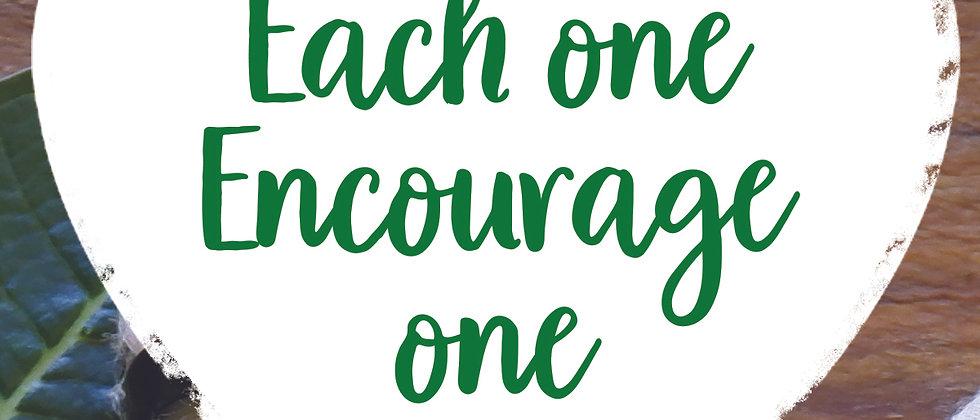 Each one Encourage one