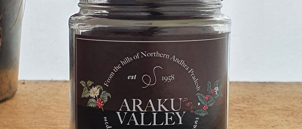 Gandhi's Coffee Araku valley filter coffee