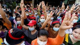 Press Release: Immediate Cessation of Military Repression in Myanmar