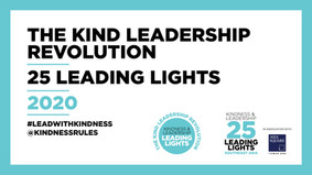 Kindness & Leadership 25 Leading Lights 2020