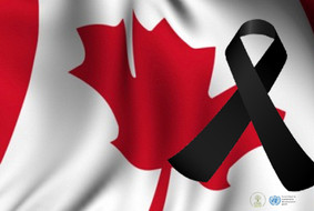 We Mourn with Canada