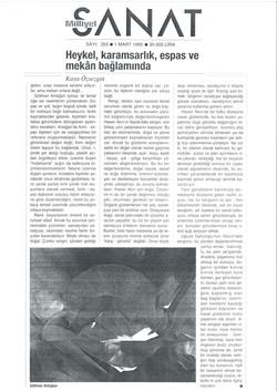 Milliyet Sanat 1995