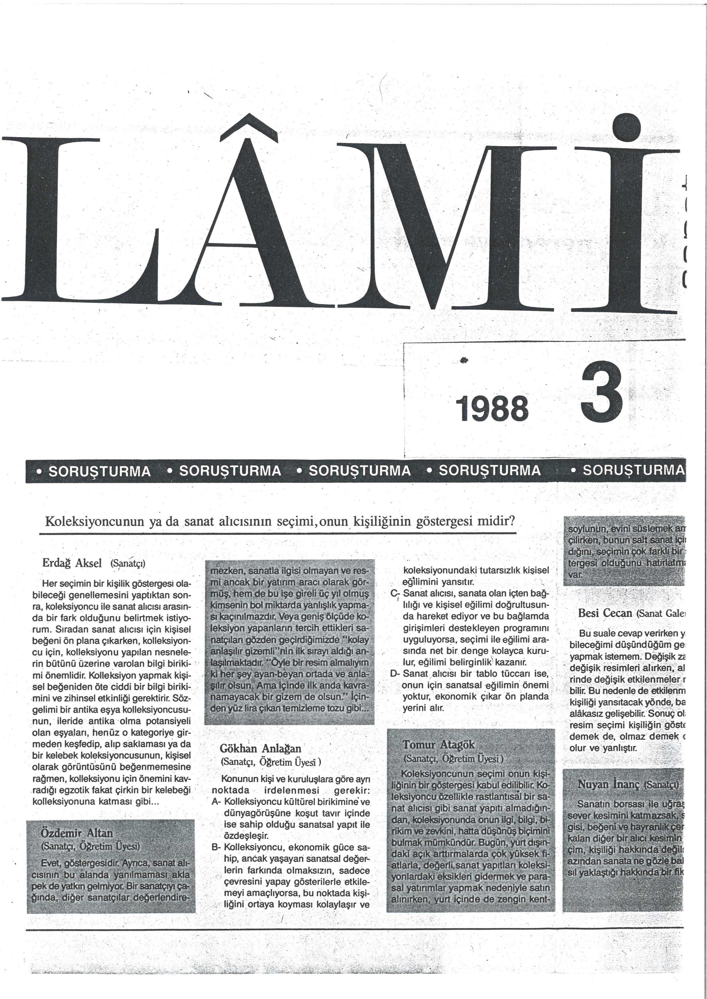Lami 1988