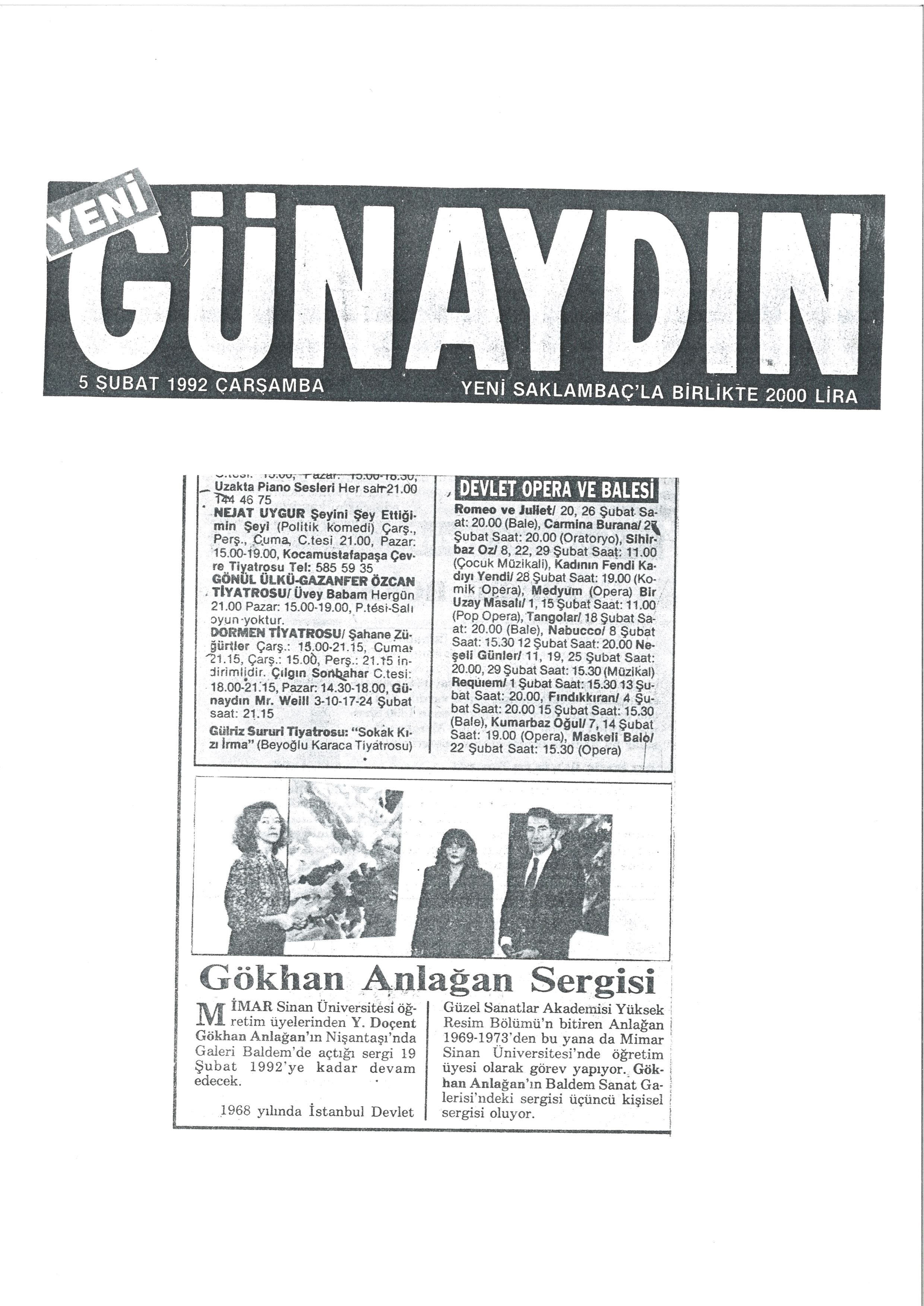 Sabah 1992