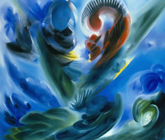 Denizatı - Tuval Üzerine Yağlıboya - 199