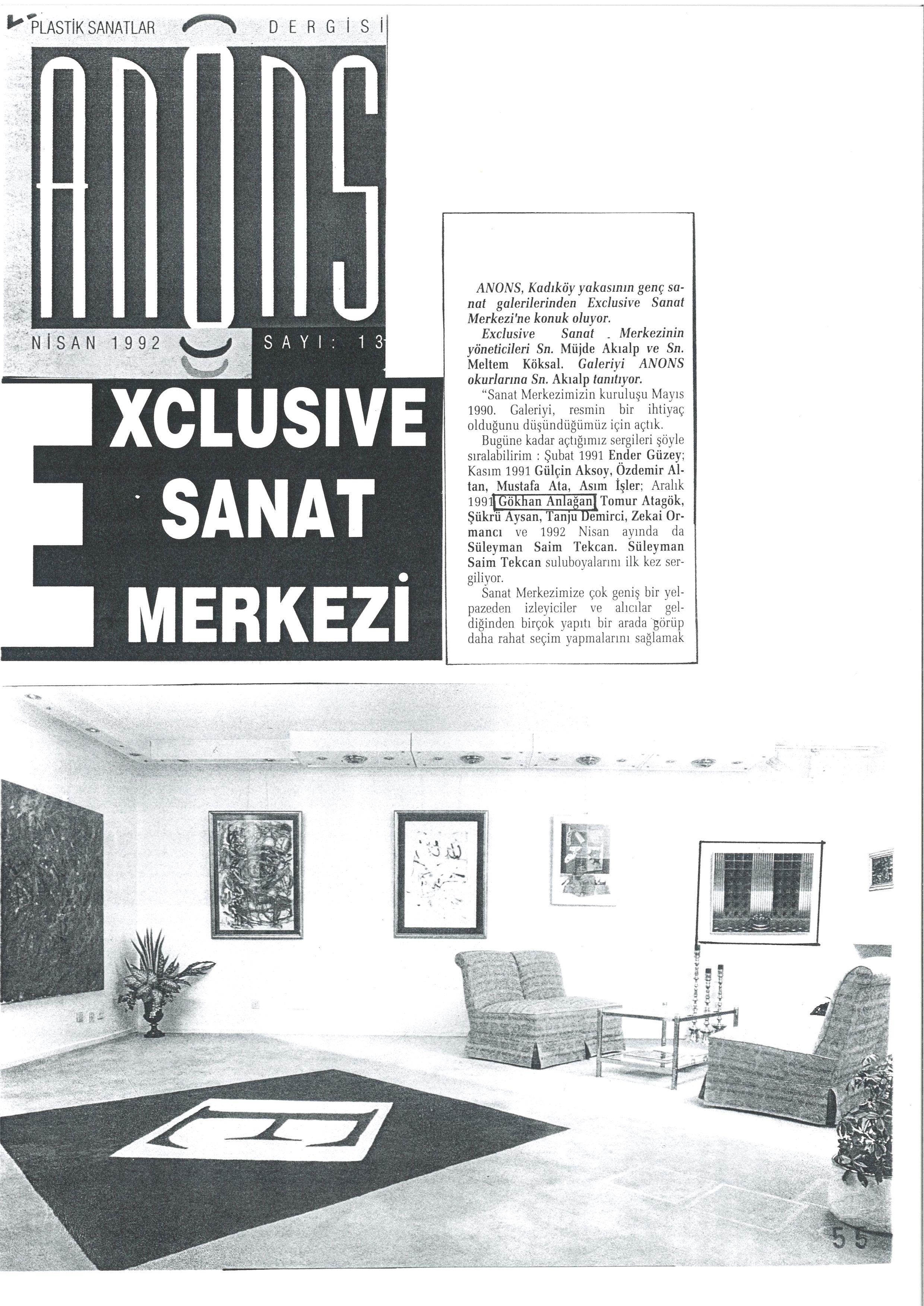 Anons nisan 1992