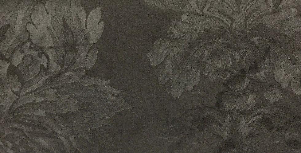 Brown Damask Fabric
