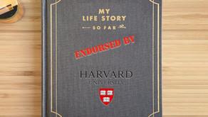 Harvard says writing memoirs is healthy