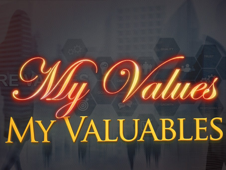 Values Over Valuables