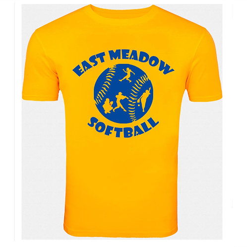 East Meadow Softball T-Shirt