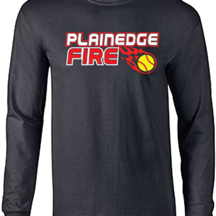 Plainedge Fire Dry Fit Long Sleeve