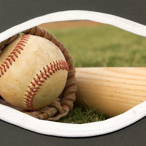 Baseball - Face Cover