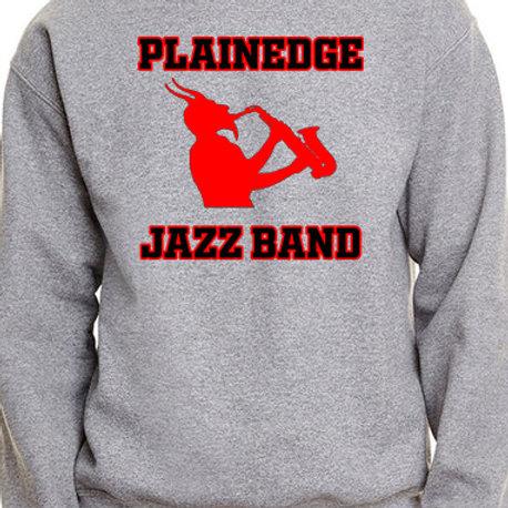 Cotton Sweatshirt - Jazz Band