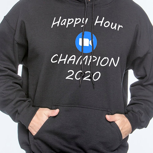 Happy Hour Zoom Champ Hoodie