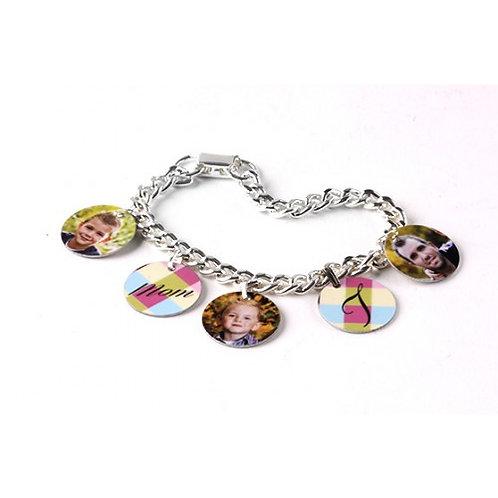 Charm Bracelet - Custom Charms