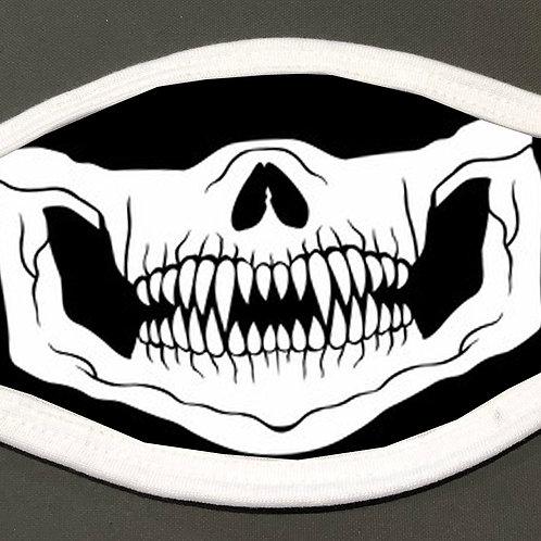 Skull - Face Cover