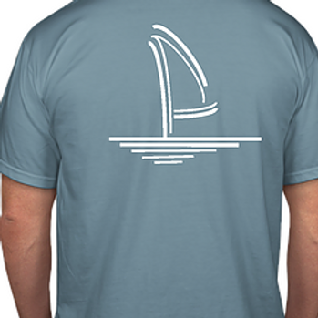 Comfort Colors Ice Blue T-Shirt
