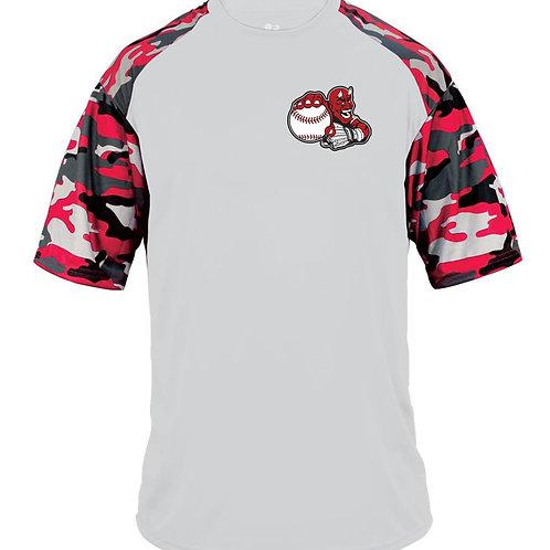 Youth Camo Sport T-Shirt