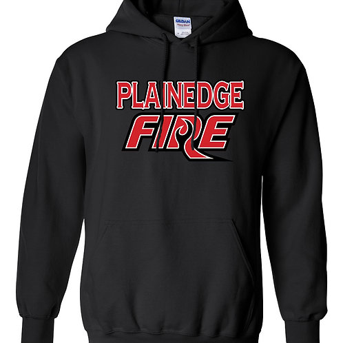 Custom Plainedge Fire 2020 Cotton Hoodie