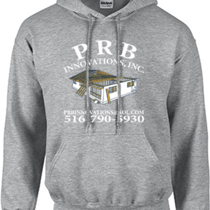 Cotton Hoodie -Front Logo