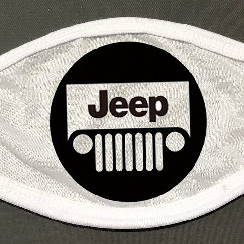 Jeep - Face Cover